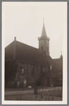 WAT002001722 Nederlandse Hervormde Kerk te Wormer.Nederlandse Hervormde Kerk. Zaalkerk uit 1807 met houten torentje ...