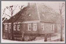 WAT002001668 Boerderij van Klaas Schoenmaker, Dorpsstraat nummer 374, gebouwd rond 1850.