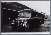 WAT002001866 Autobussen van garage Fonteijn N.V. De Zeemeeuw , nummer 5Eigenaar: Jacobus ( Cobus) Fontijn, geboren in ...