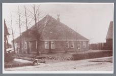 WAT002001926 Boerderij van Antonius (Ate) de Leeuw , laatste boerderij richting Jisp.