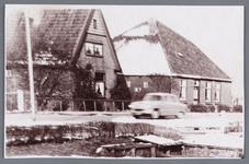 WAT002001933 Huis van klaas Reijne, Oosteinde 89 en de boerderij van Lou Groot, Oosteinde 91.