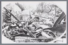 WAT002001856 In de nacht van 1 op 2 november 1927 brandde te Wormer de autogarage van de firma Fontijn tot op de grond ...