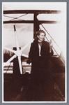 WAT002002003 Bartelsluis.Sluiswachter Trien Roet (of Trien Oudt). Catharina Roet, geboren op 12 november 1914 te ...