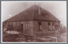 WAT002002094 Enge Wormer, de noordkant. Boerderij van Jan Daas, waar later Piet op woonde. Later Ubbels.