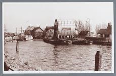 WAT002002265 Stoof Breda, afdeling zwaar transport vervoerde een Droogcylinder naar Papierfabriek Van Gelder Zonen. Met ...