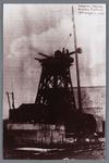 WAT002002390 Aanzicht op molen de Hoop (bijgenaamd het Kuyke)Deze stellingmolen dateert uit 1680 en diende sinds 1727 ...