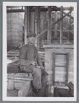 WAT002002516 Jacob Mak, geboren op 14 juli 1892 te Wijdewormer.Op 11 december 1911 is hij in dienst getreden bij ...