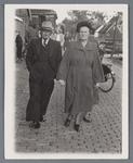 WAT002002675 Klaas de Ruiter met Antje Smit- Nool (meisjesnaam, Antje Nool, geboren op 18-06-1892 te Jisp)Datum; zondag ...