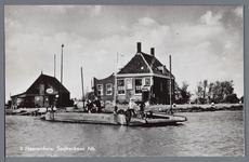 WAT002002798 Café 't Heerenhuis:Op de plaats waar nu het Heerenhuis van Spijkerboor staat, is kort na de verkaveling ...