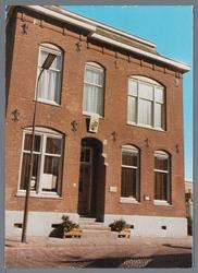 WAT002002968 Gemeentehuis van Oosthuizen.Tegenwoordig een tandartspraktijk.