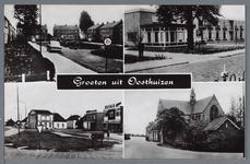 WAT002003050 Rechts onder de Ned. Herv. Kerk van Oosthuizen, Omschrijving Lang voor de bouw van deze kerk moet op ...