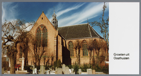 WAT002003072 Oosthuizen, Ned. Herv. KerkOmschrijving Lang voor de bouw van deze kerk moet op dezelfde plaats reeds een ...