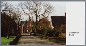 WAT002003081 Kerk van Beets.De kerk van Beets is een laatgotische, eenbeukige kruiskerk gelegen aan de Beets 51 in het ...