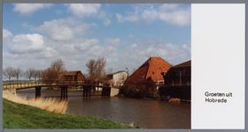 WAT002003079 Rechts Hobrede.Foto gemaakt vanaf de Oostdijk.