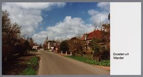 WAT002003092 Kerk in Warder;De voormalige Hervormde kerk is een in 1847 gebouwd kerkgebouw in het Nederlandse dorp ...