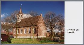 WAT002003092 De Hervormde kerk van Kwadijk is een rijks monumentaal kerkgebouw in de Noord-Hollandse plaats Kwadijk, ...