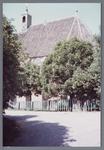 WAT002003094 Hervormde kerk Schardam.De eerste eredienst in de voormalige Hervormde kerk in de Nederlandse plaats ...