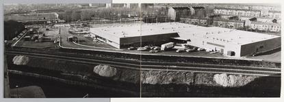 WAT001017656 Opening Miro mark op 28 maart 1973.Krantenartikel 28 maart 1973.Als het allemaal is gegaan zoals het moest ...