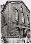 WAT001017702 Koepelkerk uit 1853, gebouwd in opdracht van de Hervormde gemeente. Het ontwerp was van stadsarchitect ...