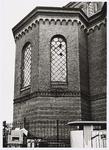 WAT001017703 Koepelkerk uit 1853, gebouwd in opdracht van de Hervormde gemeente. Het ontwerp was van stadsarchitect ...