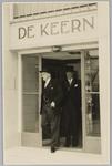 WAT001017906 De Commissaris der Koningin Baron de Vos van Steenwijk verlaat de Keern weer.Korte terugblik, uit de krant ...