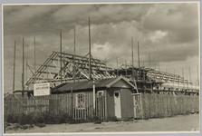 WAT001017915 Bouw lagere school aan de Meerkoetstraat.Bouwaanvraag gedaan op 13-10-1952Kadastraal nummer: B/1701Naam ...