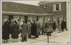 WAT001018117 Rusthuis De Keern (nu oude Keern) Dorpsstraat 29. De opening...en wachten op de dingen, die zullen ...