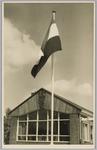 WAT001018162 Rusthuis De Keern (nu oude Keern). De vlag in top.