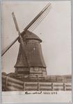 WAT001017954 Poldermolen De Jonge Bloem, gebouwd tussen 1857- 1863, gesloopt in 1942.Hij stond aan de Ringvaart van de ...