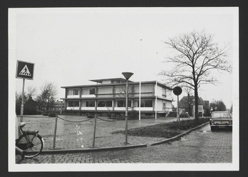 WAT001018635 Raadhuis te Landsmeer.