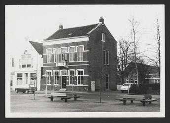 WAT001018639 Het oude Raadhuis.Nu in 2013 Restaurant 'De Pepermolen' B.V.
