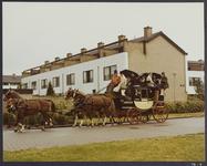WAT001019556 Zondag 20 juni 1976 hield de stichting Paard en Koets de jaarlijkse reünie in Landsmeer. Dit ter ...