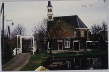 WAT001019710 De Nederlands Hervormde Kerk aan de Dorpsstraat in Watergang is in 1642 gebouwd in gotische trant, het ...