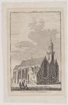 WAT001020887 Gezicht op de Grote of Nicolaaskerk aan de Kaasmarkt.