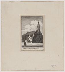 WAT001020889 De Grote of Nicolaaskerk aan de Kaasmarkt.