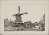 WAT001020942 Oliemolen de Ooievaar, bouwjaar 1622.