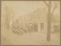WAT003001421 Voorkant kaasfabriek bij Pietersbrug