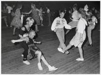 WAT003003380 Rock en roll festival in het Indoor Centrum te Landsmeer.( ICL)Back to the fifties.