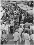 WAT003003641 Foto: de negende Landsmeerse sport- en feestweek ging op zaterdag 2 augustus 1986 op traditionele wijze ...