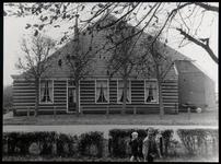 WAT003003880 Stolpboerderij aan de Dorpsstraat 81.