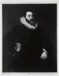 WAT003004243 Portret van Volckert Overlander, Heer van Purmerland en Ilpendam, burgemeester van Amsterdam.