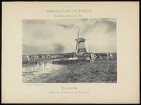 WAT003005431 Nederland in Beeld, molen en landschap
