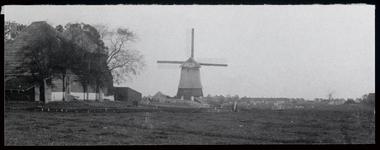 WAT003005446 Molen Volendammermeer en Koren molen
