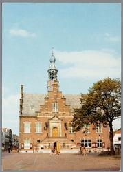WAT002003217 Raadhuis/Stadhuis te Purmerend, in gebruik genomen op 6 juni 1912