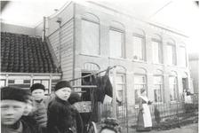 WAT006000682 Leendert Spaander trouwde 1876 met Aaltje Kout. Hij opende in 1881 de deuren van Hotel Spaander wat al ...