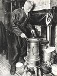 WAT006003436 Pieter Kwakman (Piet Pap), 26 jaar oud, vissersknecht, geboren op 18-10-1893 te Volendam, overleden op ...