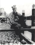 WAT006003447 Klaas Schout 'Kossie Bruun', geboren 23-07-1844, overleden 27-09-1924, kindjesbegraver en ...