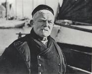 WAT006003484 Jan Kes, visser, geboren op 12-02-1887 te Volendam, overleden op 16-09-1975 te Volendam op 88-jarige ...