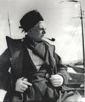 WAT006003489 Jan Kes, visser, geboren op 12-02-1887 te Volendam, overleden op 16-09-1975 te Volendam op 88-jarige ...