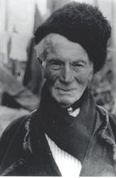 WAT006003504 Frederik Schokker (Kleine Frerik), vissersknecht, geboren op 19-12-1857 te Volendam, overleden op ...